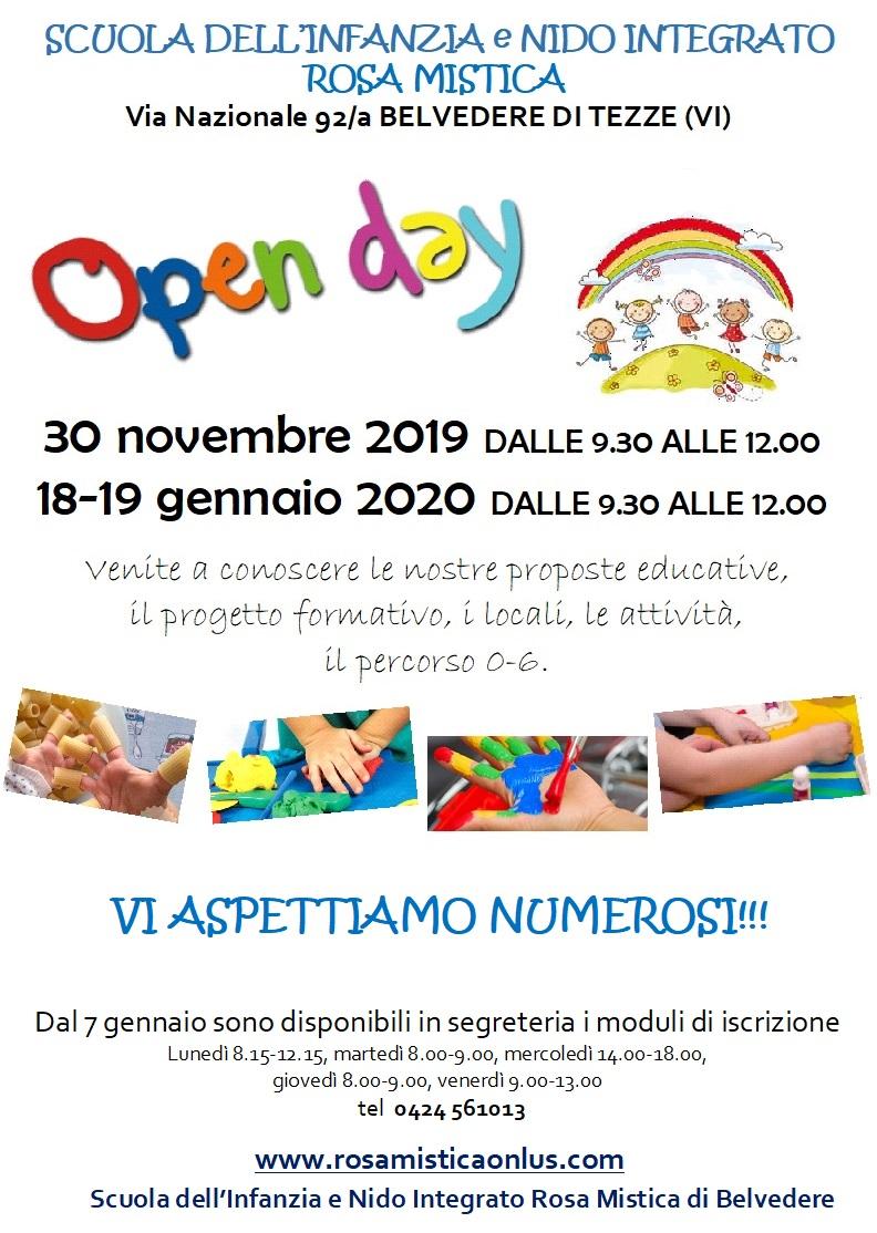 openday Belvedere